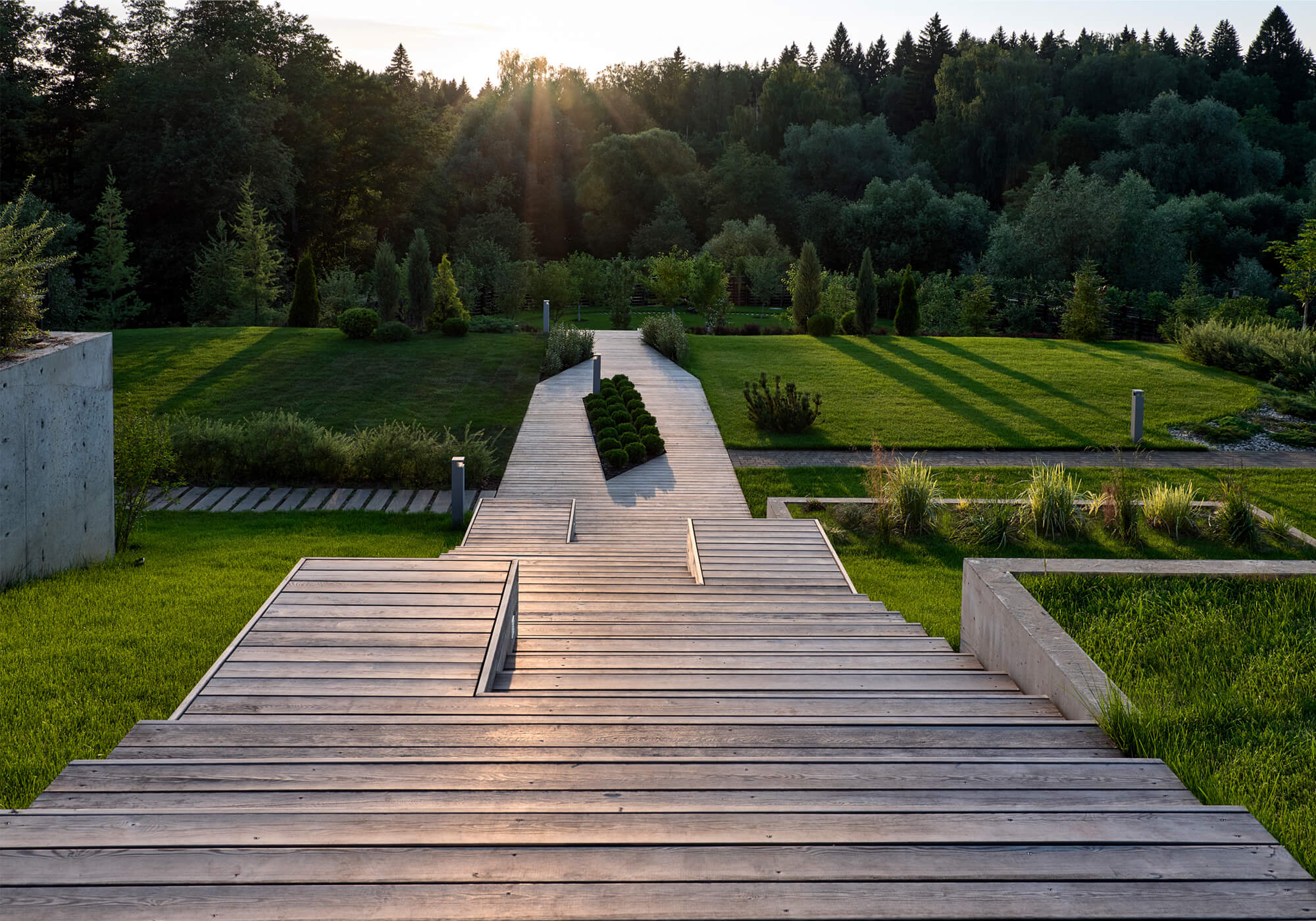 Landscape architecture and design in New Moscow 5